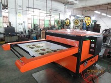 big heat presses sublimation sweater printing machine