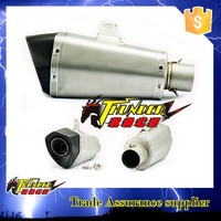 stainless steel muffler for Honda MSX125 MUFFLER FULL SYSTEM muffler pipe