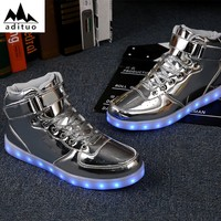 Good Quality Wholesale Made In China Low Price Led Shoes