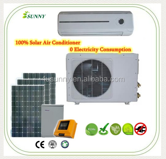 Ac unit for container 48V dc solar air conditioners Sunny solar iair conditioning
