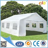 CE Approved Elegance sale military tents used