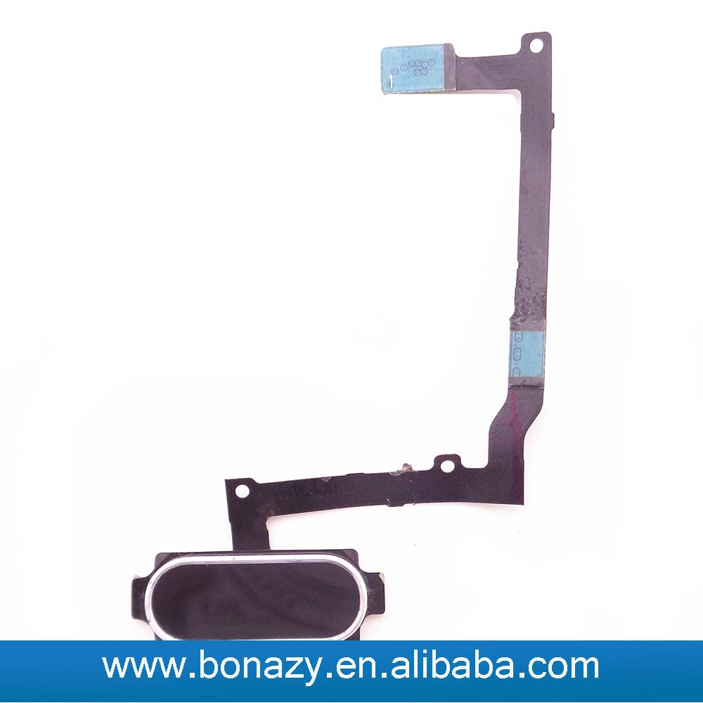 Mobile phone home button for Samsung Galaxy A7100, for A7100 fingerprint scanner flex cable