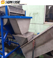 plastic washing and drying line /film washing and drying equipment