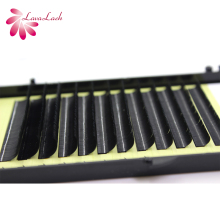 0.20 mm ellipse flat set individual eyelash extensions