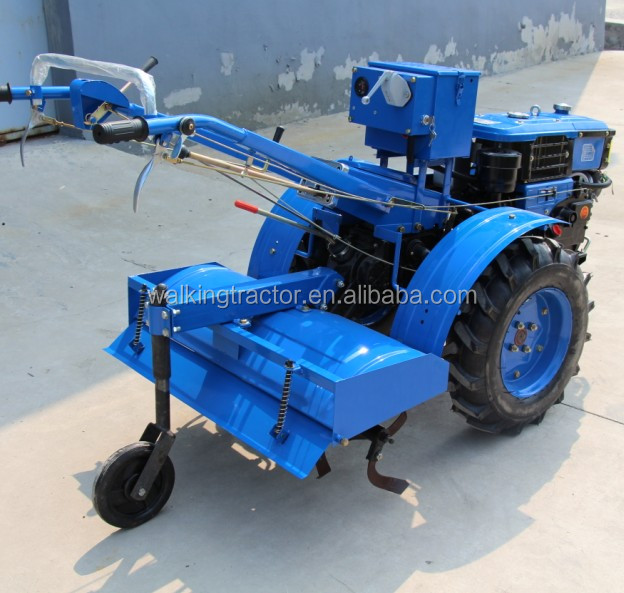The body tractor 12hp