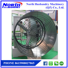 Double door opening cone fan for poultry house/cattle shed/greenhouse/warehouse