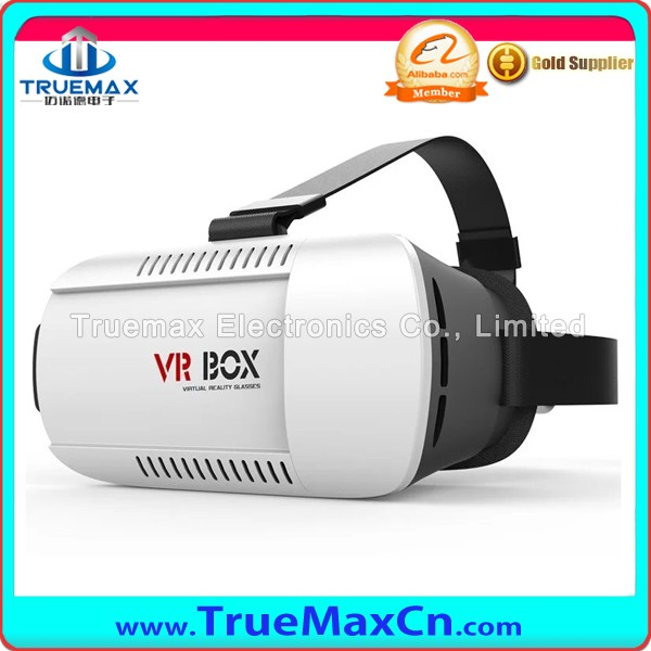 2016 New design VR headset, VR box with remote, vrarle vr box