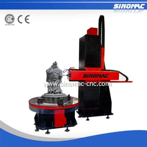 Chinese Professional S6-1016R CNC stone engraving cnc router