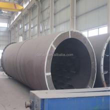 High Quality Small Sawdust Rotary Drum Dryer with Widely Used Industrial Drying
