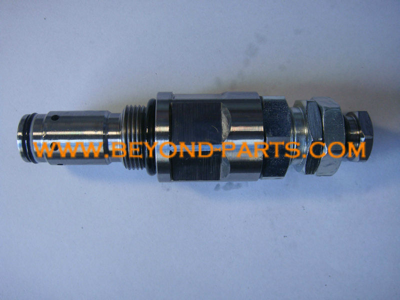 pc200-7 excavator main relief valve 723-40-91102