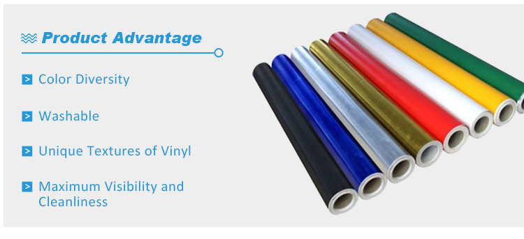 PU PVC PET Heat Transfer Vinyl For Clothing Textiles