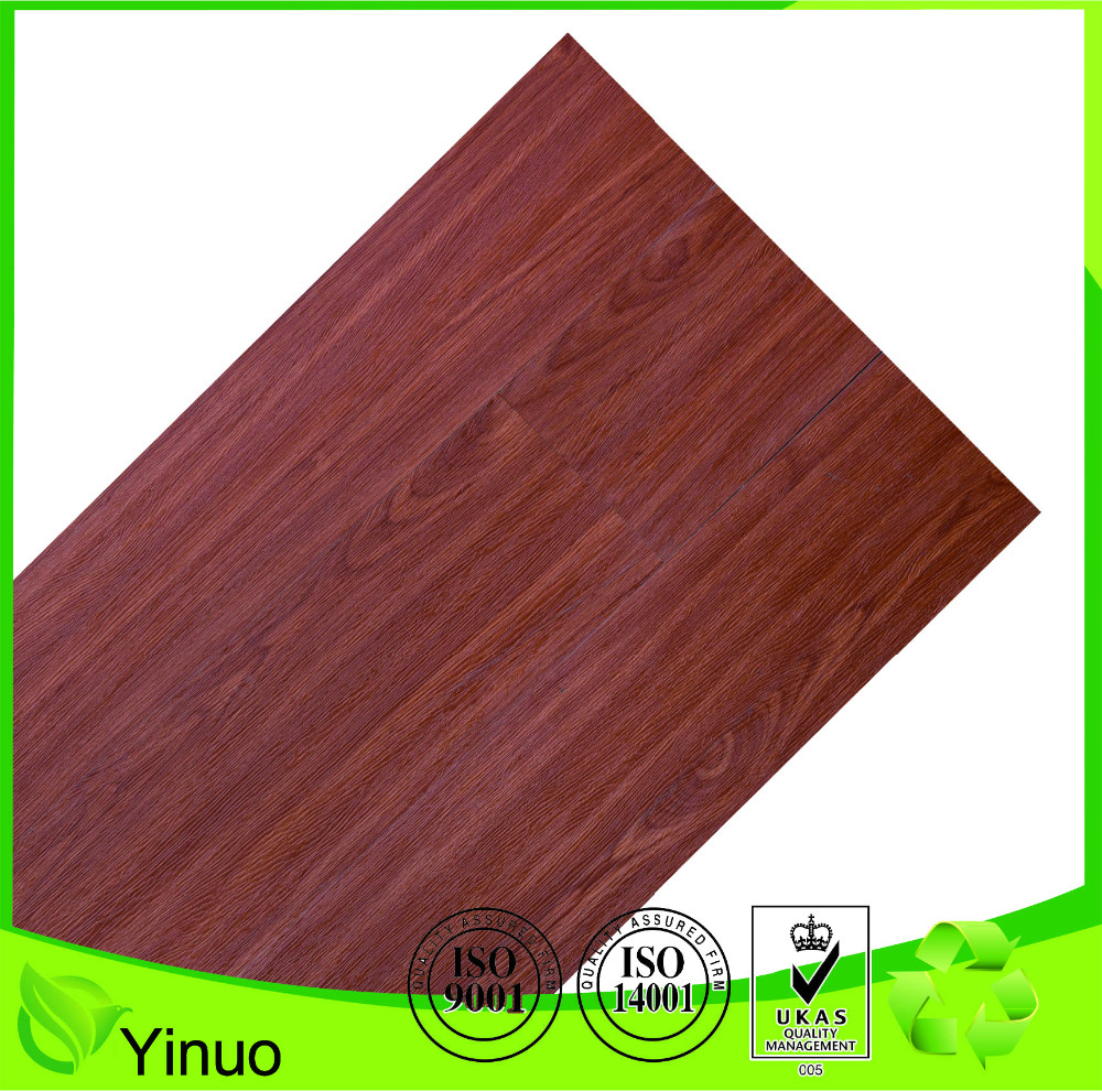 Plank indoor basketball court pvc laminate flooring