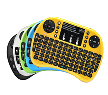 russian keyboard for acer as 1410 1680 3610 3680 5020 ex 4100 tm 4310 Rii i8 2.4G wireless remote control remote