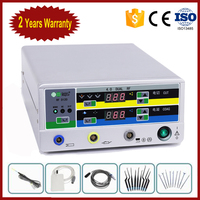 Led Screen Radio Frequency Electrosurgical Cautery Unit