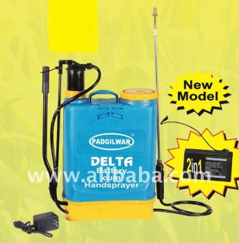 DELTA 2 in 1 Battery Sprayer