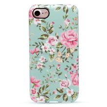 IMD TPU China Phone Case Manufacturer, Wholesale Cell Phone Case - Flower