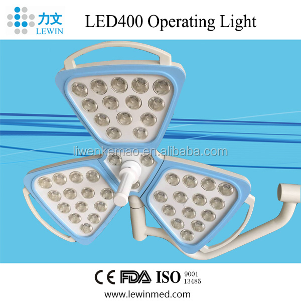 Medical Devices LED Surgical Shadowless Operating Ceiling Light (LED400)