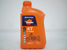 REPSOL MOTO 4T V-TWIN 20W50 high quality Engine oil