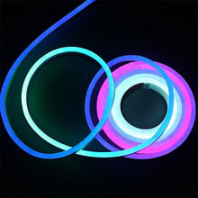 Addressable led neon flex 5050 <strong>rgb</strong> WS2812b Ws2811 Sk6812 IC Pixels digital tube light