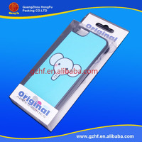 Customized packaging for iphone case pvc packaging