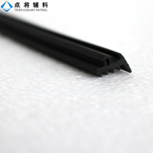 High quality PVC material aluminum door window rubber seal