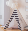 China kids teepee canvas tipi play teepee indian tent with cheaper price wholesale