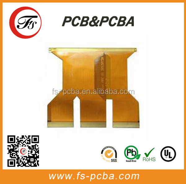 Hdd fpc cable,flex pcb flex print circuit board,bare flexible pcb for led