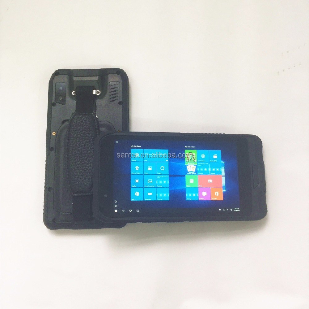 "5.98"" Window 10 IOT OS Rugged PDA IP65 waterproof Quad core 1.3Ghz CPU IP67 3G /4G WIFI BT4.0 GPS 2G+32GB"