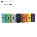 Christmas Promotion Teslacigs WYE 200W Vape Ecig Mod for dual batteries