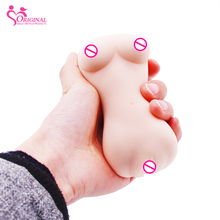 High quality sex doll adults toys male masturbation mini sex doll device women masturbation rubber pussy for men