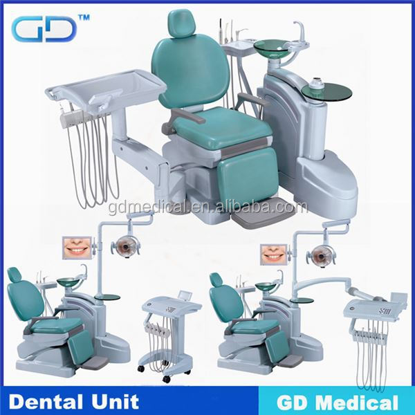 GD Medical DDU-ANNA CE Approved easy transport dental unit