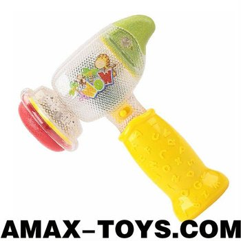 bte-6146620 Toys hammer Funny toys hammer for kids(with sound and lights)