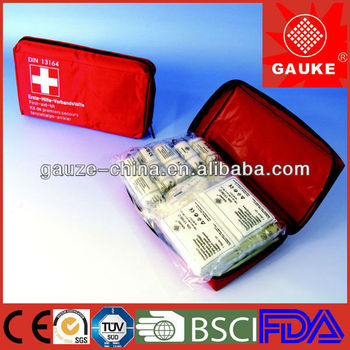 GAUKE military first aid kit bag CE FDA