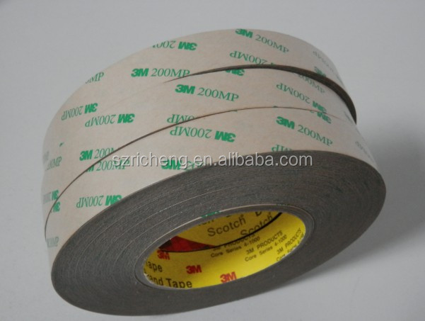 Die Cut 3m 200mp Adhesive 9495mp Round Adhesive Tape View
