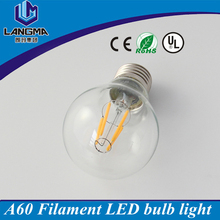 Langma filament led electric light bulb e27 2700K 4000K 6000K vintage bulbs