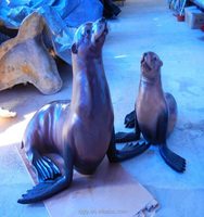 sea lions underwater world arts and crafts