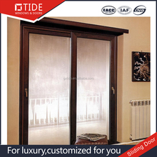70 / 75 Series wood and aluminium Sliding Doors
