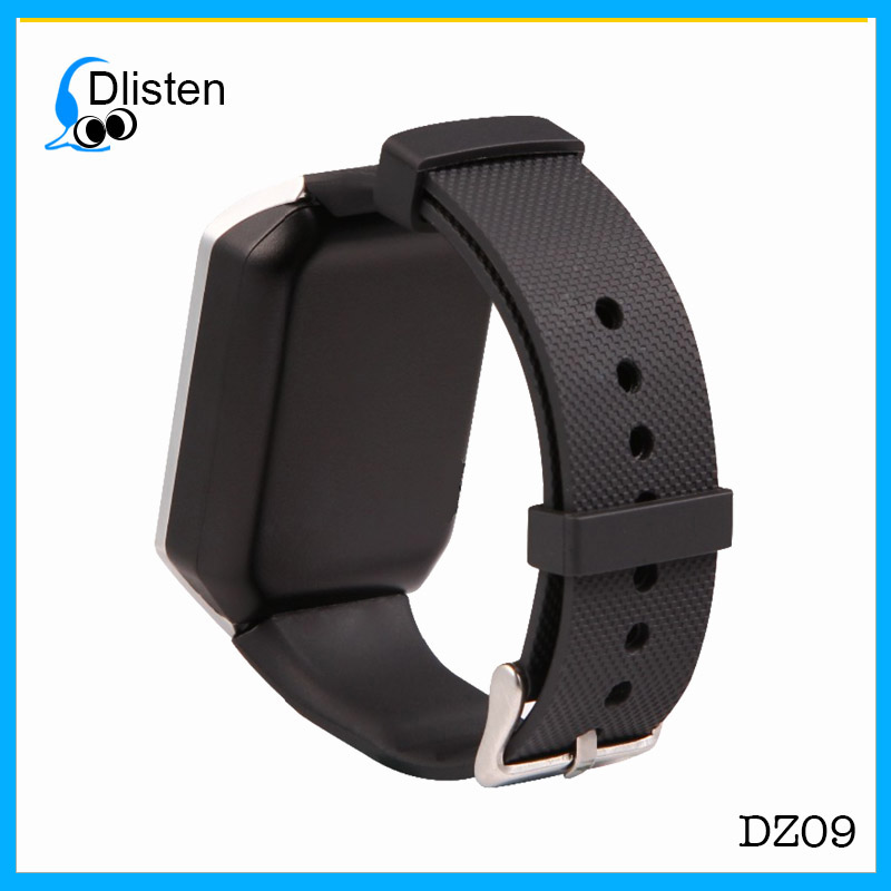 Slider Design and Color Display Color bluetooth smart watches dz09