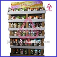 six layers supermarket/shop paper display for candy/fruit/chocolate promotion