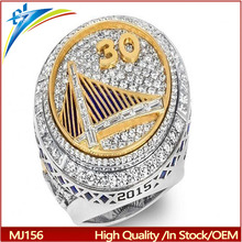 high quality basketball Crown sports golden state warriors championship ring