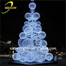 CE ROHS RS-tree13 christmas decorative iron wire tree