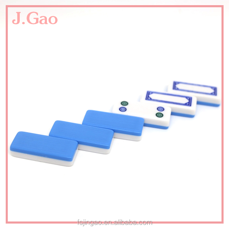 High Quality Custom Melamine Dominoes