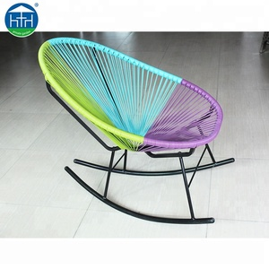 Balcony Acapulco Chair Outdoor Garden Rocking Chair Wholesale