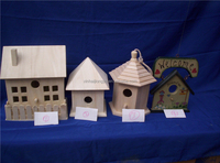 2013 Top New Wooden Bird House