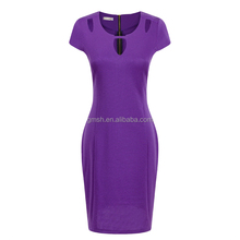 2017 Sexy Women Deep V-neck Bodycon Slim Pencil Dress Business Party Cocktail Dress