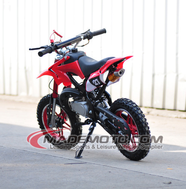 New Design 50cc cheap mini dirt bikes