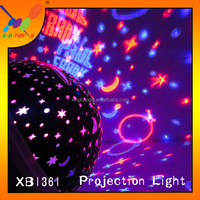 Creative Moon and Star Projection Picture Manufacturer wholesale LED Night Lamp Baby Night Light Bedroom Decorative Light