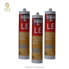 One component of weather-resistant water tank silicone sealant