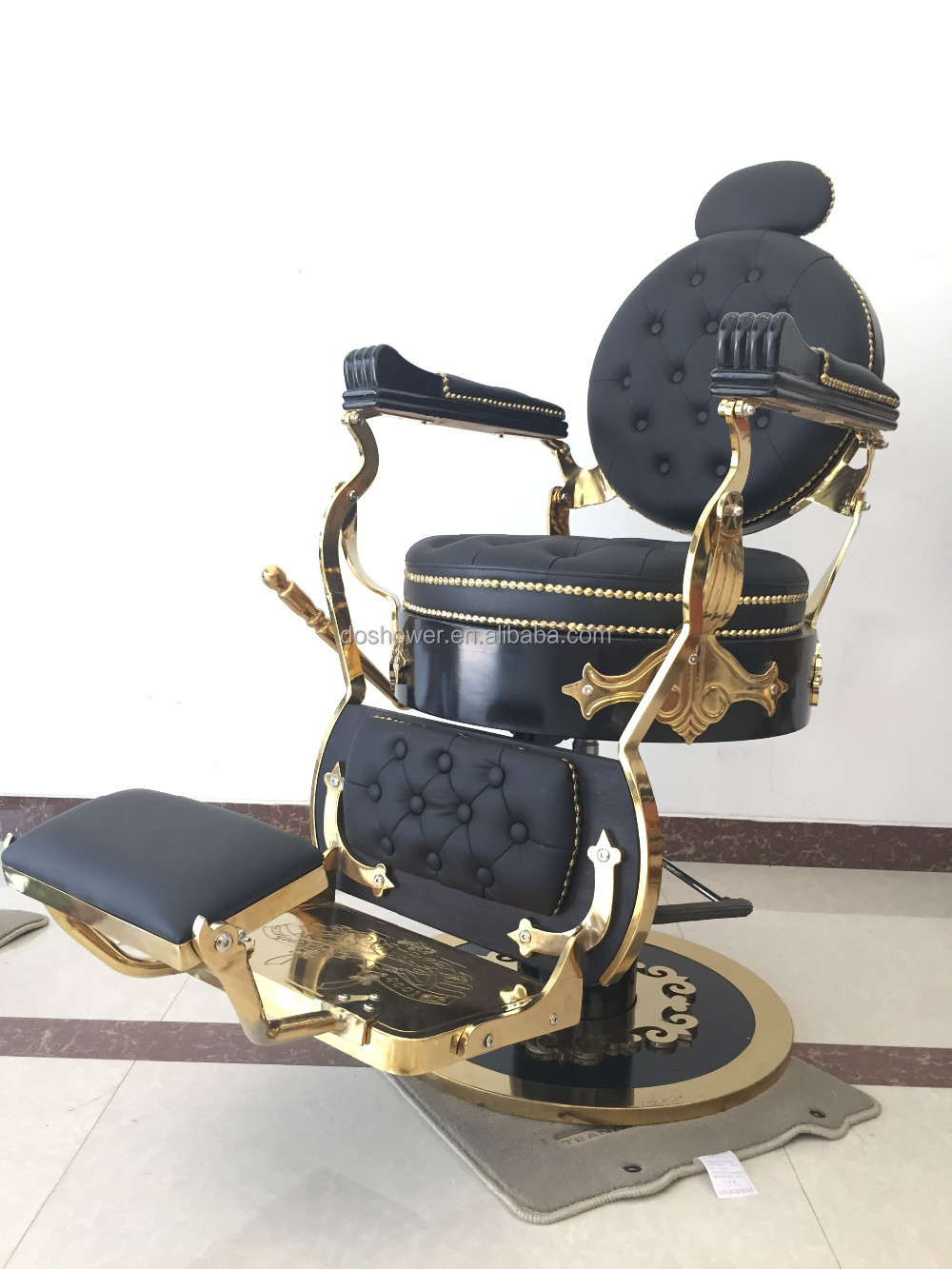 Doshower hot sale barber chair headrest cheap and modern for sale