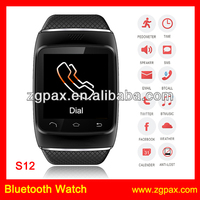 2013 Fashion Smart watch +android watch phone+watch mobile phone reloj